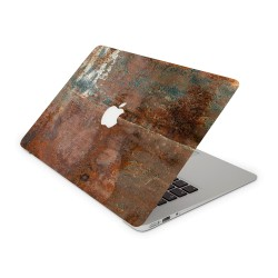 Mac Book Air 13 Design Aufkleber - Rust