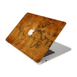 Mac Book Air 13 Design Aufkleber - Atlas