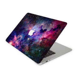 Mac Book Air 13 Design Aufkleber - Galaxy