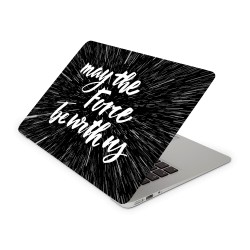 Mac Book Air 13 Design Aufkleber - Force