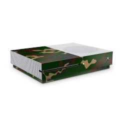 Skin XBOX ONE S - Camouflage Green