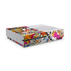 XBOX ONE S - Stickerbomb Color Skin von EpicSkin