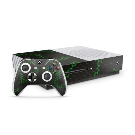 XBOX ONE S Bundle- Nano Tech Skin von EpicSkin