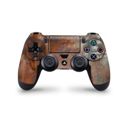 Skin PS4  Controller - Rust