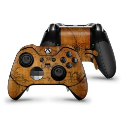 XBOX ONE Elite Controller Skin - Design Aufkleber Atlas