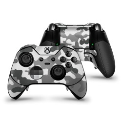 Skin XBOX ONE Elite  Controller - Camouflage Grey