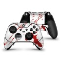 Skin XBOX ONE Elite  Controller - Zombie Blood