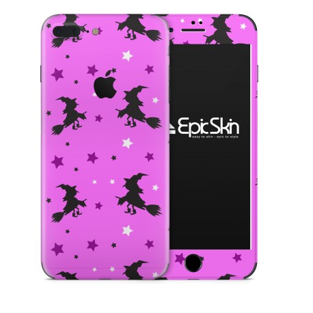 Witch Pinkl Folien für Smartphones für Apple IPhone 7 Plus von EpicSkin