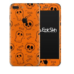 Bone Folien für Smartphones für Apple IPhone 7 Plus von EpicSkin