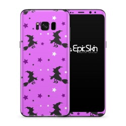 Galaxy S8 Skin Witch Pinkl
