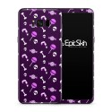 Galaxy S8 Skin Sweet&Sour Purple