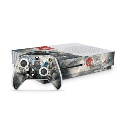 XBOX ONE S Bundle- Gears of War Keyart Skin von Epic Skin