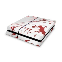 Sony Playstation 4 Skin - Zombie Blood Design Aufkleber von Epic Skin