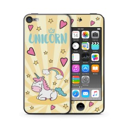 Unicorn Design Folien für Smartphones für Apple IPod Touch 6 von EpicSkin