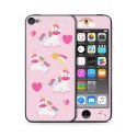 IPod Touch 6 Unicorn Love Skin
