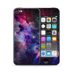 Galaxy Design Folien für Smartphones für Apple IPod Touch 6 von EpicSkin