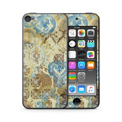 Art Gold Design Folien für Smartphones für Apple IPod Touch 6 von Epic Skin