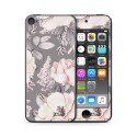 IPod Touch 6 Flower Grey Skin