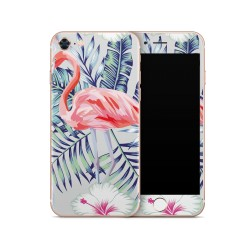 Apple IPhone 8 Skin - Flamingo Design Aufkleber von Epic Skin