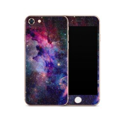 Apple IPhone 8 Skin - Galaxy Design Aufkleber von Epic Skin
