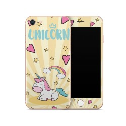 Apple IPhone 8 Skin - Unicorn Design Aufkleber von Epic Skin