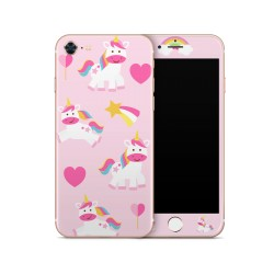 Apple IPhone 8 Skin - Unicorn Love Design Aufkleber von Epic Skin