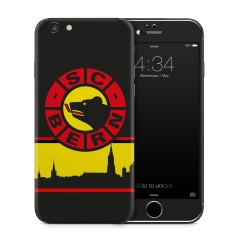 SCB Fan Folien für Smartphones für Apple IPhone 6s von Epic Skin