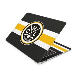 Mac Book Pro 15 Touch Bar Skin - HCL Fan Design Aufkleber von Epic Skin