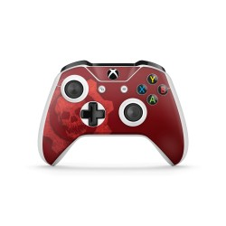 XBOX ONE S Controller Skin - Design Aufkleber Gears of War