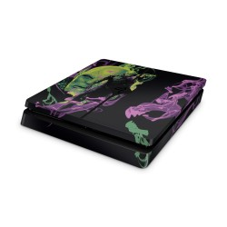PS4 Slim Skin - Marvel Deisgn Aufkleber Captain Marvel - Talos