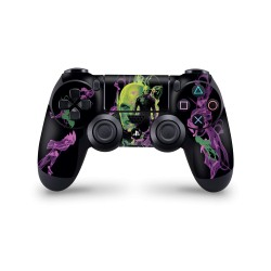 PS4 Controller Skin - Marvel Design Aufkleber Captain Marvel - Talos