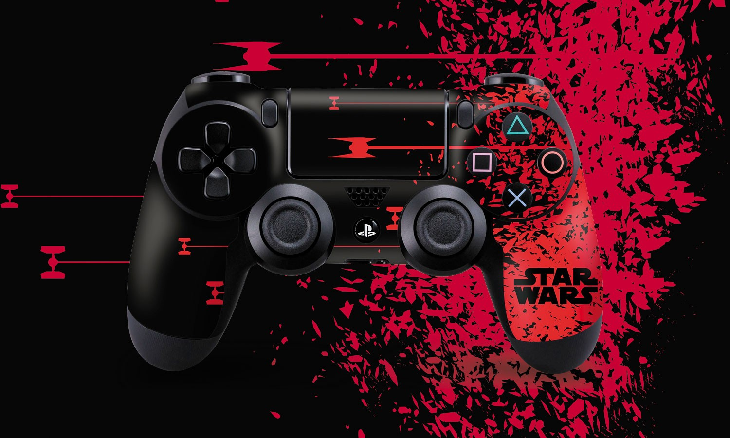 Star Wars Ps4 Controller